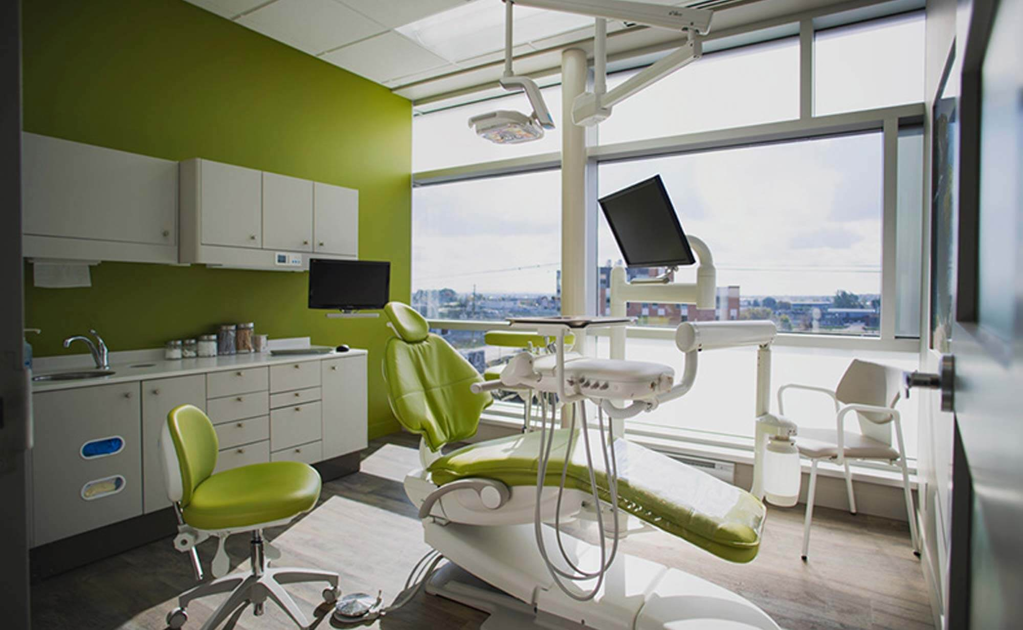 clinique dentaire à Boisbriand