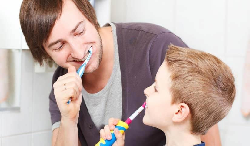 gencive en santé et dentiste
