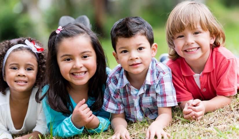 Obturer une dent primaire - Enfant